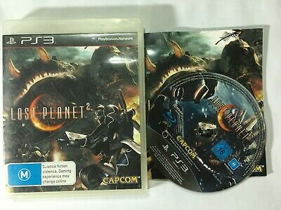 AU7.90 • Buy Lost Planet 2 - Ps3 Playstation 3 - Vgc - Free Post