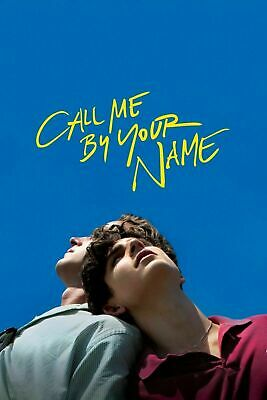 AU34.95 • Buy 272827 Call Me By Your Name Movie PRINT GLOSSY POSTER AU