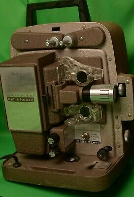 $ CDN49.20 • Buy Vintage Bell & Howell Autoload 8MM Movie Projector