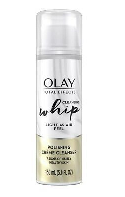$7.99 • Buy Olay Total Effects Cleansing Whip Facial Cleanser 5 Fl Oz #