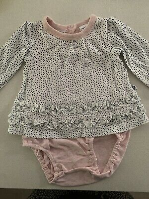 AU13 • Buy Baby Girls Marquise Star One Piece, Size 0