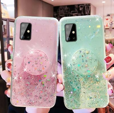 $ CDN10.43 • Buy Bling Sparkle Case Phone Cover For Samsung Galaxy A21s A51 A71 S10 S20 Plus A11