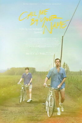 AU34.95 • Buy 279453 Call Me By Your Name Romance 2017 USA Movie PRINT GLOSSY POSTER AU