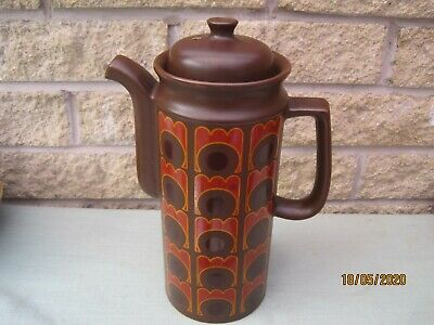£19 • Buy Retro Vintage Coffee Pot By Arthur Wood & Son Made In England C 1960's