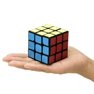 $5.89 • Buy Magic ABS Ultra-smooth Speed Cube Puzzle Twist For Children Kids Christmas Gift