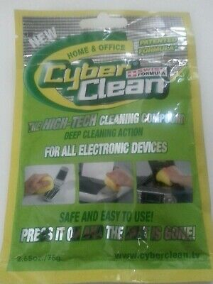 $6.99 • Buy Cyber Clean Home And Office A Swiss Formula. High Tech Cleaning