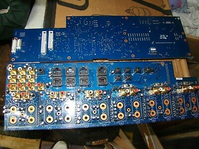 $50 • Buy Niles ZR-4630 Front And Rear Main Boards Loaded With Parts