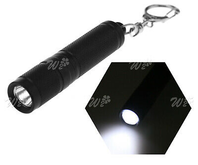 Small Key Light 3 Modes LED MINI Micro Key-Light Key Ring Torches • 6.69£