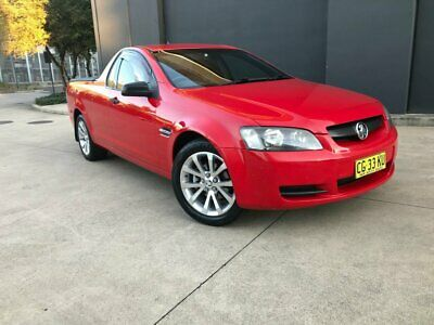 AU9490 • Buy 2007 Holden Ute VE Omega Utility Extended Cab 2dr Auto 4sp 808kg 3.6i Red A