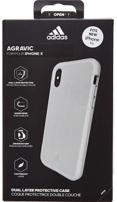 AU12.60 • Buy Adidas IPhone X/XS Case WHITE