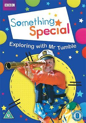 Something Special  Exploring With Mr Tumble [DVD]   New!  Justin Fletcher • 3.99£