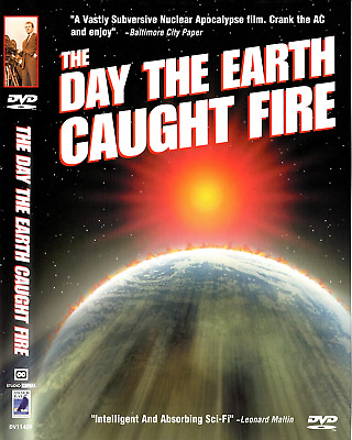 £24.28 • Buy The Day The Earth Caught Fire (DVD, 2001)Janet Munro, Leo McKern, Judd;Val Guest
