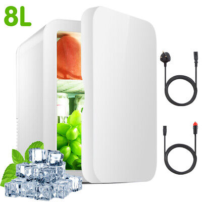 AU69.99 • Buy 8L Compact Portable Cooler Warmer Mini Fridge For Bedroom, Office, Dorm Car AU