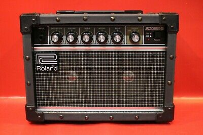 AU314.16 • Buy USED Roland JC-20E Jazz Chorus 20 Guitar Amp Vintage JC 20 U932 200518