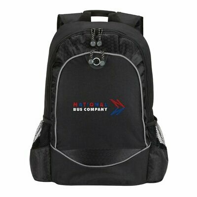 National Bus Company Retro Back Pack Bag Rucksack Black National Express Coach • 25.99£