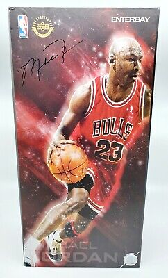 $539.99 • Buy ENTERBAY Real Masterpiece Collectible Figure Michael Jordan Series 1 Legends