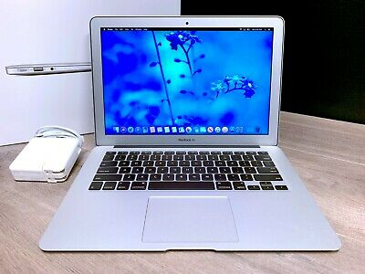 $599 • Buy PORTABLE Apple MacBook Air 13 Inch Laptop / 2.7GHZ Core I5 / FAST SSD / OS2017
