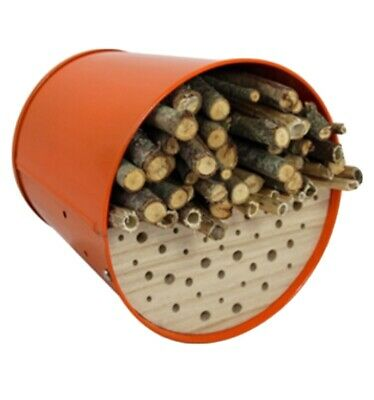 Garden Life Box - BIRD BOX INSECT HOTEL - Bees And Butterflies  • 12£