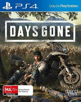 AU24.95 • Buy BRAND NEW & SEALED Days Gone (PlayStation 4, 2019) Game PS4