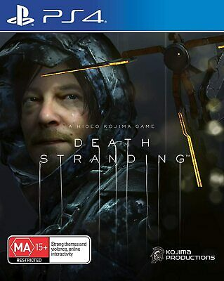 AU39.95 • Buy BRAND NEW & SEALED Death Stranding (PlayStation 4, 2019) Game PS4