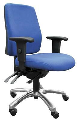 AU339 • Buy Alpha High Back Heavy Duty Ergonomic Office Task 4 Lever Adjustable Chair