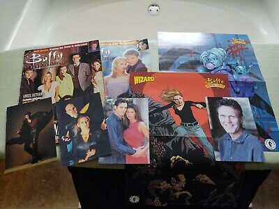$2.50 • Buy Buffy The Vampire Slayer Magazines, Posters, Cards