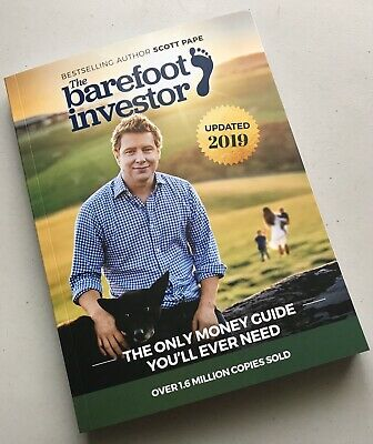 AU19.95 • Buy The Barefoot Investor By Scott Pape (Updated 2019) The Only Money Guide You'll..