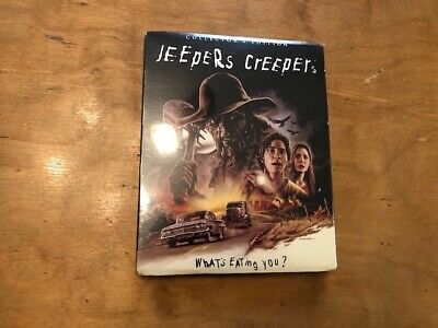$62 • Buy Jeepers Creepers Blu Ray*Scream Factory*Collector Ed*Rare Slipcover*Rare*OOP*NEW