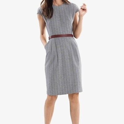 $ CDN122.15 • Buy New MM LaFleur Masha Dress In Zip Jacquard Size 8