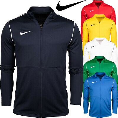 Nike Park 20 Knit Track Jacket Top Men Training Football Gym Sport Activewear • 22.98£