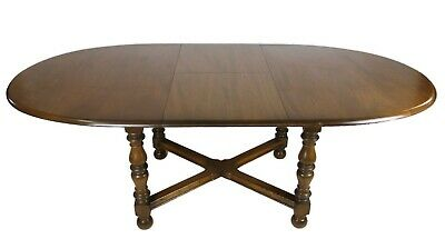 Large Ercol Golden Dawn Extending Dining Room - Kitchen Table #2381 • 245£