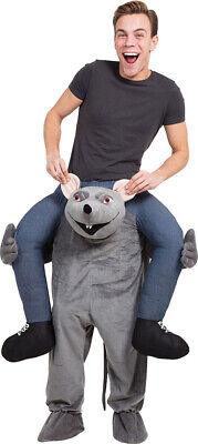 £43.99 • Buy Rat Mascot Halloween Animal Party Fancy Dress Costume Novelty Fun Outfit