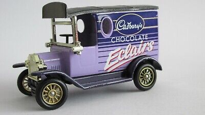 £2.60 • Buy Lledo Cadbury's Chocolate Milk Eclairs Ford Model T Van