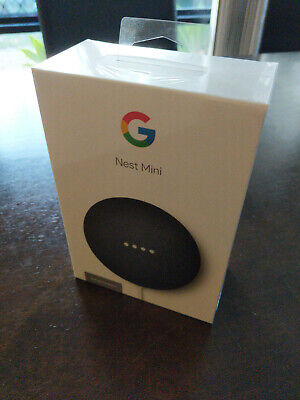 AU60 • Buy Google Nest Mini (2nd Generation) Smart Speaker - Charcoal
