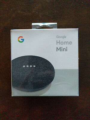 AU60 • Buy Google Home Mini Smart Speaker - Charcoal