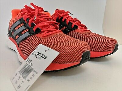 $ CDN69.99 • Buy NIB Adidas Supernova Men's - BOOST - Running Shoes - 10 - Red With Black Accents
