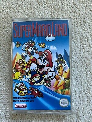 AU25 • Buy Super Mario Land Nintendo Gameboy PAL AUS Cartridge Only (Custom Case)