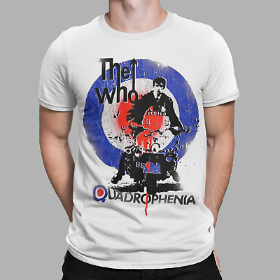 My Generation T-Shirt Mod Scooter Jam Fashion Who Quad Tee UK Weller  • 6.99£