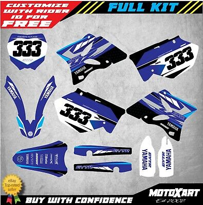 AU179.90 • Buy Custom Graphics, Decal Kit For Yamaha YZ 250 2011 - 2014 TORNADO STYLE Stickers