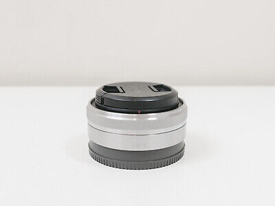 AU200 • Buy Sony 16mm F2.8 E Lens (Silver) For Sony A6000 A6300 A6500 ~Excellent Condition