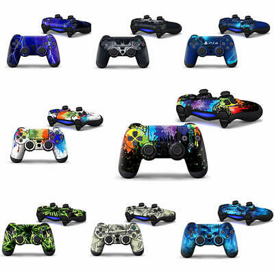 AU4.69 • Buy For PS4 Console Sticker Decal Skins For Playstation 4 Controller Skin Sticker