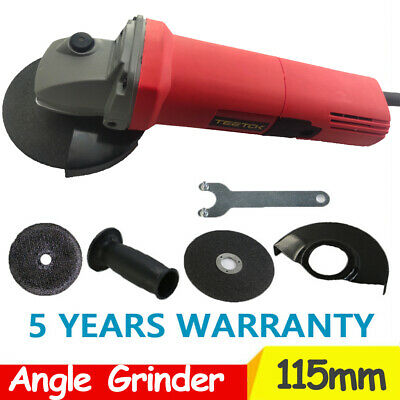 £23.30 • Buy Professional Angle Grinder Cutting Grinding Polishing 115mm Electric Power Set