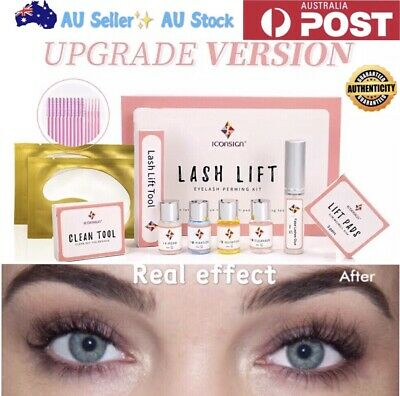AU38.99 • Buy DIY Lash Lift Kit Lashes Perm Set Eyelash Growth Makeup Kit Make Up Tools