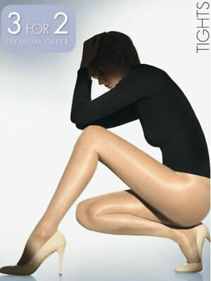 Wolford Satin Touch 20 Tights 3 For 2 Cosmetic Small • 29.99£