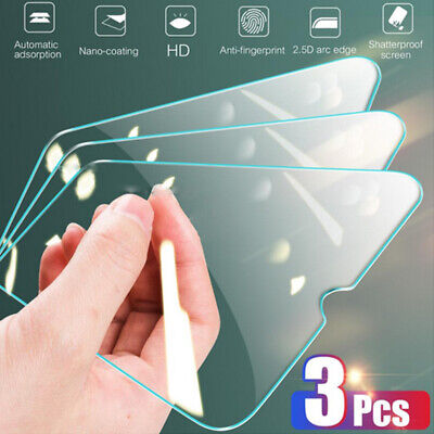 AU2.56 • Buy 3Pcs For OnePlus 7T 7 6T 6 5T 5 3 3T Tempered Glass Film Screen Protector Film