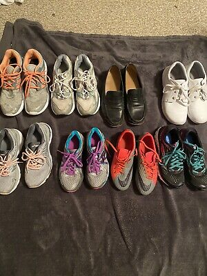 $ CDN82.82 • Buy Name Brand USED Sport Shoes Lot Wholesale Used Sneakers Resellers Resale AUCTION