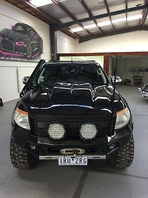 AU38000 • Buy 2012 Ford Ranger Auto 142kms With Electric Tip Tray Fully Loaded With Rwc & Rego