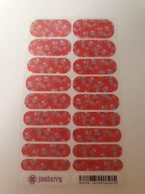 AU5 • Buy Jamberry Nail Wraps Full Sheet *JUNE HOST EXCLUSIVE*