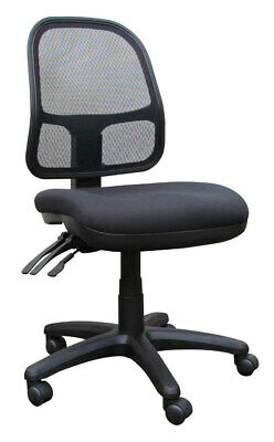 AU190 • Buy Klass Ergonomic Office Task Mesh 3 Lever Adjustable Chair