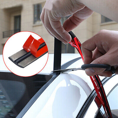 £6.02 • Buy 2M Car Windshield Roof Seal Noise Insulation Rubber Strip Sticker Accessories